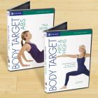Body Target DVD set with Jillian Hessel and Suzann