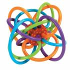 Winkel Baby Rattle & Teether, Ages 0-12 months