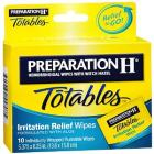 Totables, Hemorrhoidal Wipes with Witch Hazel