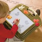 Toulouse Lap Trec Magnetic Doodle Board for Toddle