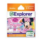 LeapFrog Explorer Learning Game - Disney Minnie's