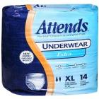 Attends Underwear Extra Moderate to Heavy Absorben