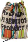 Webe Bags Coffee Drawstring Purse