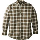 Cabela's Men's Outfitter Series™ Care-Free Cotton Long-Sleeve Plaid Shirt – Tall on sale at Cabela's