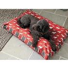 Rectangular Dog Bed Cover Only
