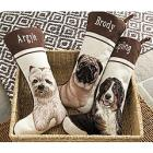 Dog Breed Needlepoint Stocking