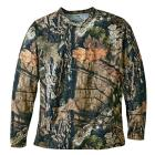 Cabela's Men's Hunting Zone Long-Sleeve Camo Tee Shirt on sale at Cabela's