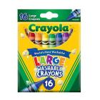 Crayola 16-Count Large Washable Crayons