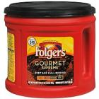 Folgers Ground Coffee Gourmet Supreme