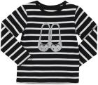 Carter's L/S Tee - Ballerina Shoes