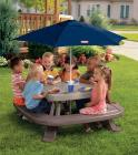 Little Tikes Fold 'n Store Picnic Table with Marke