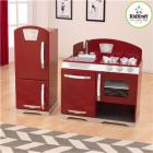 KidKraft Two Piece Retro Kitchen