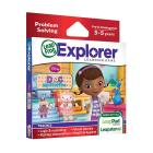 LeapFrog Explorer Learning Game: Disney Doc McStuf
