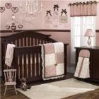Cocalo Daniella Eight Piece Crib Bedding Set