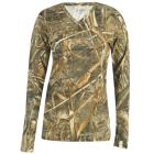Guide Series Women's Touch Cotton Hush Long-Sleeve