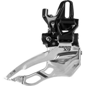SRAM X9 3x10 High Direct Mount Front Derailleur