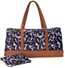 Lovely Leopard-Print Luggage Set