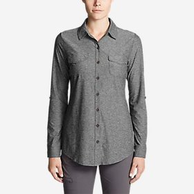 Women's Infinity Button-Down Shirt