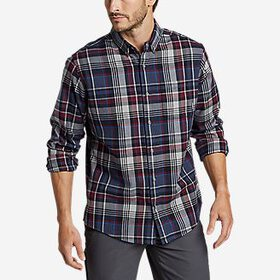 Men's Eddie's Favorite Flannel Relaxed Fit