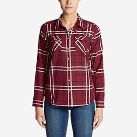 Women's Stine's Favorite Flannel Shirt - P