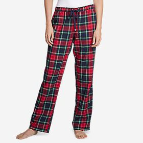 Women's Stine's Favorite Flannel Sleep Pan