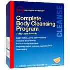 GNC Preventive Nutrition® Complete Body Cleans