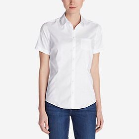Women's Wrinkle-Free Short-Sleeve Shirt - Soli