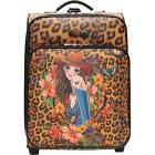 Nicole Lee Print Collection Rolling Expandable 20""