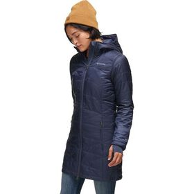 Columbia Mighty Lite Hooded Insulated Jacket - Wom