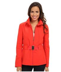 Kenneth Cole New York Belted Soft Shell Coat