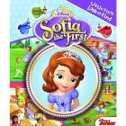 Little My First Look and Find Disney Jr. Sofia the