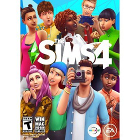 Electronic Arts The Sims 4 (PC Games)