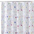 InterDesign Doodle Bright Shower Curtain