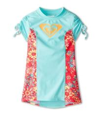 Roxy Beach Bound S/S Rashguard (Big Kids)