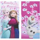 Disney Frozen Glow in the Dark Canvas Wall Art, 2-