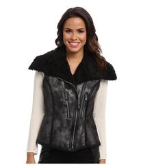Vince Camuto Faux Shearling G8821
