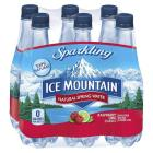 Ice Mountain Brand Sparkling Natural Spring Water