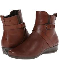 ECCO Abelone Cross Buckle Boot