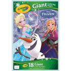 Crayola Disney Frozen Giant Coloring Pages