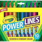 Crayola Scented Markers - 10 Count