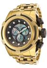 Invicta Men's Bolt Zeus Reserve Chrono 18K Gold Pl