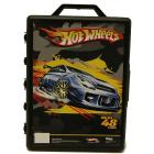 Hot Wheels 48 Car Carry Case (Colors/Styles May Vr