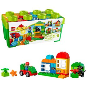 LEGO LEGO® DUPLO® My First All-in-One-Box-of-Fun 1