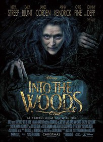 Disney Into the Woods [Includes Digital Copy