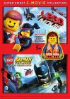 The LEGO Movie/LEGO Batman: The Movie [2 Discs