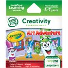 LeapFrog Explorer Learning Game, Crayola Art Adven