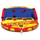 Gladiator Super Brawler 3-Person Towable Tube With