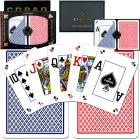 Trademark Poker Blue and Red Copag