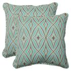 Pillow Perfect™ Centro Outdoor 2-Piece Square