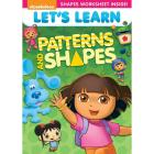Let's Learn: Patterns and Shapes DVD